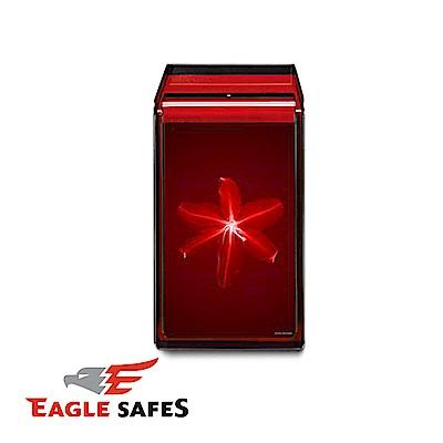 凱騰 Eagle Safes 韓國防火金庫 保險箱 (LU-2000RL)(火紅百合)