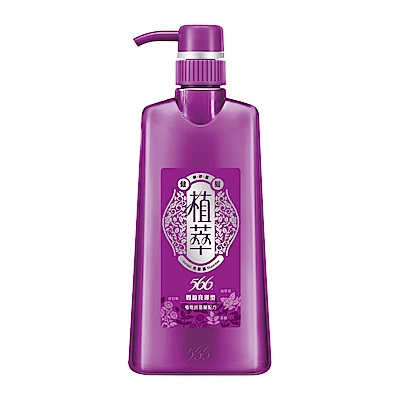 植萃566 無矽靈健髮洗髮露 豐盈亮澤型-500g