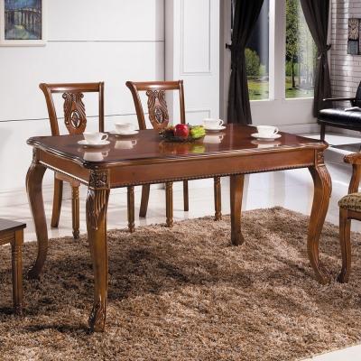 Boden-法式古典4.7尺造型餐桌