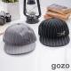 gozo街頭感造型刺繡條紋印花棒球帽 (二色