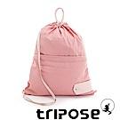 tripose 微旅超輕量可攜式折疊後背包 粉