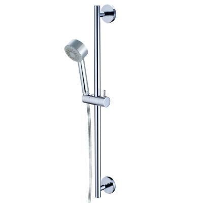 Bachor 滑桿-吉美純銅淋浴滑桿組(含軟管+蓮蓬頭)
