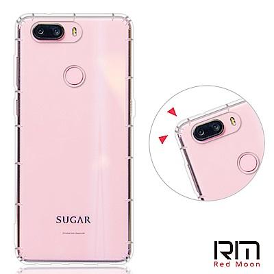 RedMoon SUGAR S11 6吋 防摔透明TPU手機軟殼