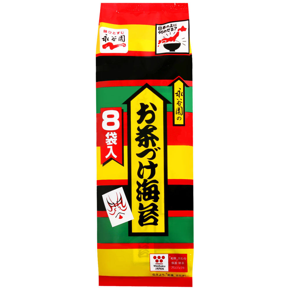 永谷園 平袋茶漬海苔(48g)