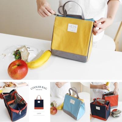 【韓國 invite.L】S號 保冷袋 保溫袋 保鮮袋 餐盒袋 便當袋 手提包