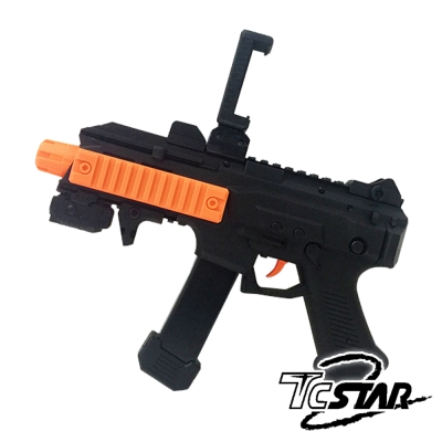 TCSTAR AR手遊體感射擊衝鋒槍 TCG-GU001BK