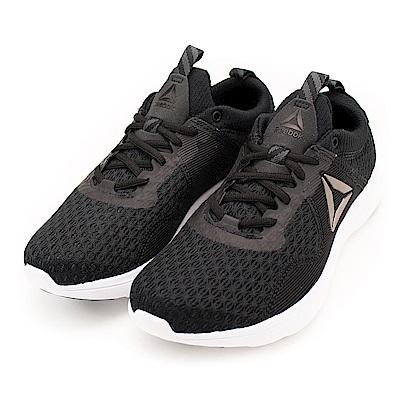 REEBOK-男慢跑鞋BS8368-黑
