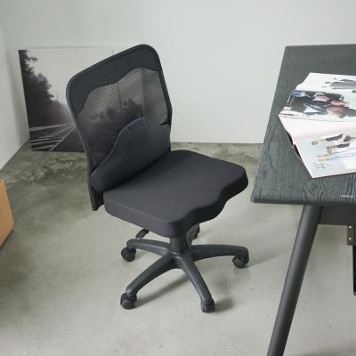 Home Feeling 電腦椅/立體腰枕(7色)-43X44X103cm