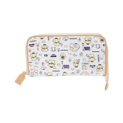 Sanrio 布丁狗快樂旅行系列PU皮革多功能收納夾