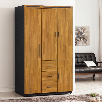 AS-艾倫4尺衣櫃-119x56x198cm