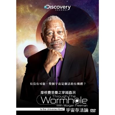 摩根費里曼之穿越蟲洞:宇宙存活論 DVD