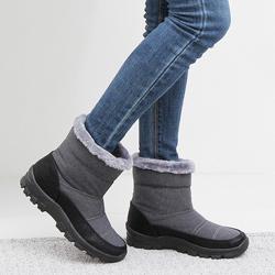 正韓暖呼呼超保暖雪靴