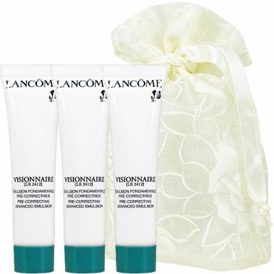 LANCOME-蘭蔻-超抗痕微整精華活化乳-15ml-3入旅行袋組