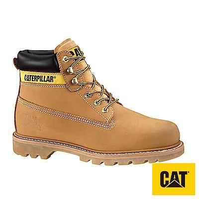 CAT COLORADO 經典男靴-黃(WC44100940)