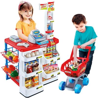 《凡太奇》角色扮演一日店長超市收銀套裝玩具