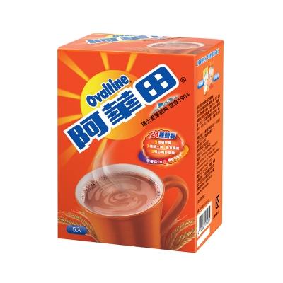 阿華田 減糖隨身包(20gx5入)
