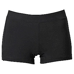 華歌爾 舒適棉質M-LL安全褲(舒適黑)