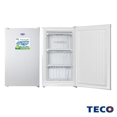 TECO東元-84公升單門直立式冷凍櫃-RL84S