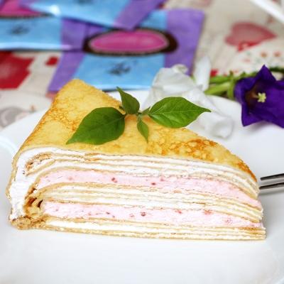 塔吉特 草莓甜心千層(8吋)