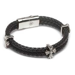 ZENGER  經典時尚皮繩系列-浪漫-黑