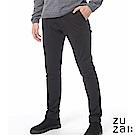 zuzai 自在卓絕防潑水保暖休閒褲-男-黑色