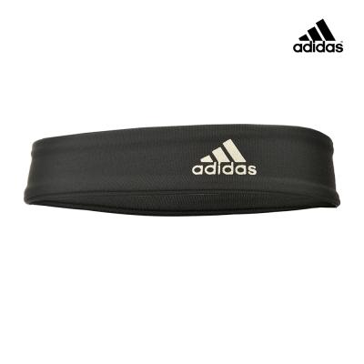 Adidas Yoga 專業運動髮帶 (深灰)