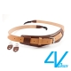 4V SELLA系列相機背帶 LU-VV2325-棕/自然(L) product thumbnail 1