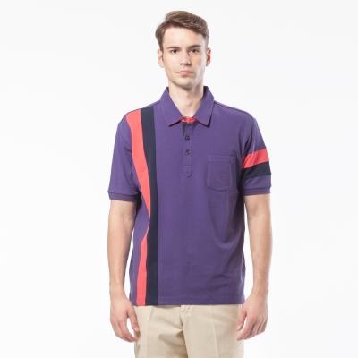 歐洲貴族oillio-短袖POLO衫-時尚風範-魅