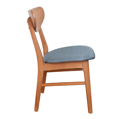 Bernice-德文實木餐椅/單椅(四入組合)-45x50x79cm