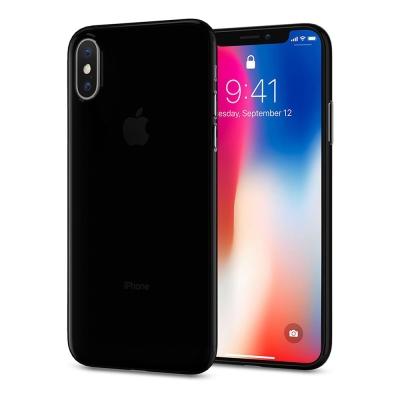 Spigen iPhone X Air Skin-極致輕薄保護殼