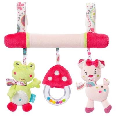 JJOVCE可愛動物嬰兒推車掛件玩具
