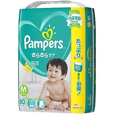 幫寶適 巧虎限定紙尿褲 境內增量量販版 M 80片
