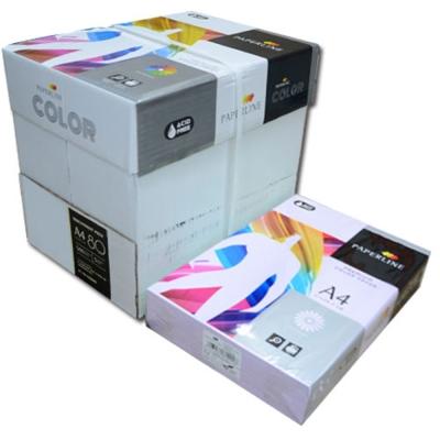 PAPERLINE 185 / 80P / A4 淺紫 彩色影印紙  (500張/包)