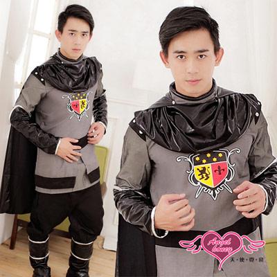 【天使霓裳】聖殿騎士  角色扮演 五件組 (黑)