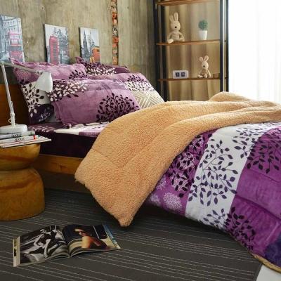 Ania Casa 法國秋漾 羊羔被 超保暖法蘭絨 超厚暖暖被