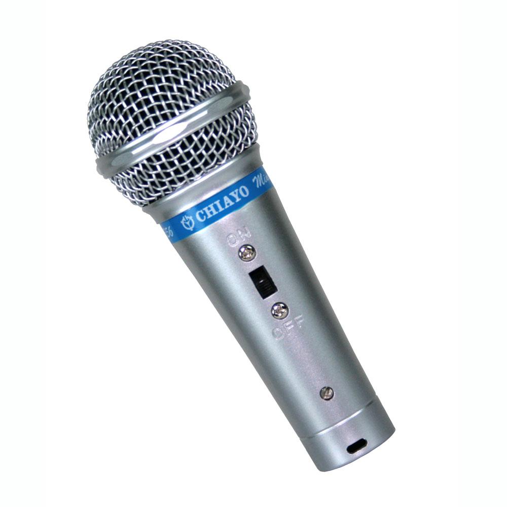 CHIAYO Mini DM-556嘉友迷你專業有線麥克風6