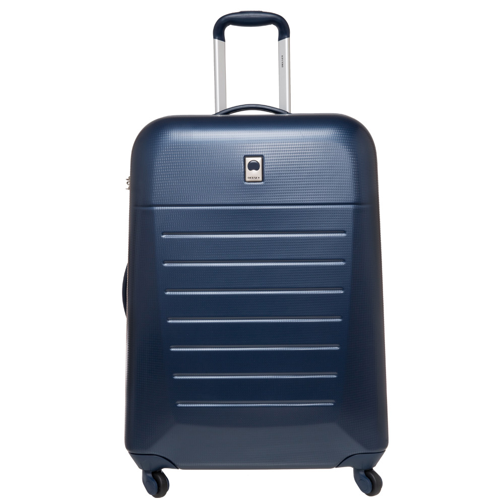 DELSEY法國大使 CALEO HARD2 -28吋行李箱-藍色