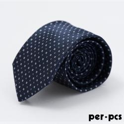 per-pcs 時尚紳士雅痞領帶_深藍(817005)