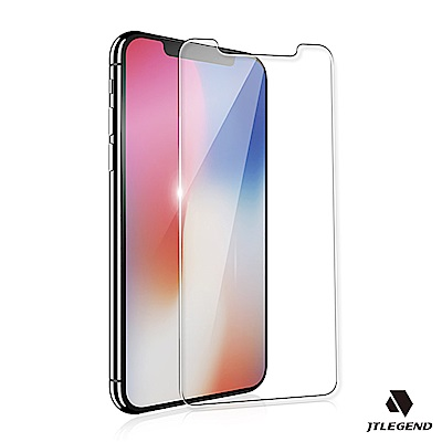JTLEGEND iPhone X TITANGUARD 0.2mm鋼化玻璃保護...