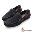 Hush Puppies RIBAN 超軟Q百搭休閒鞋-深藍色
