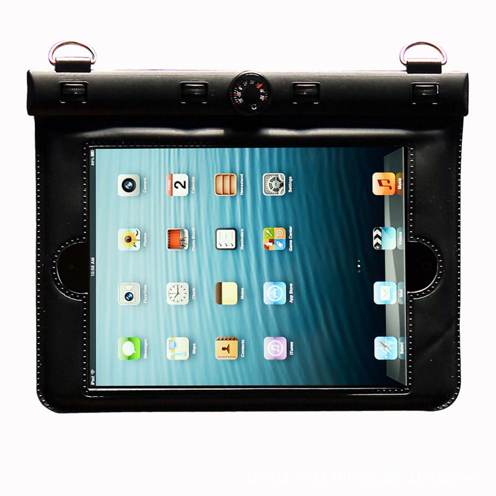 DigiStone 蘋果 iPad mini 平板電腦 7.9吋以下防水袋(溫度計型)