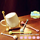 Cornflower玉米花海洋派對玉米餐具-河豚攪拌棒5入 product thumbnail 1