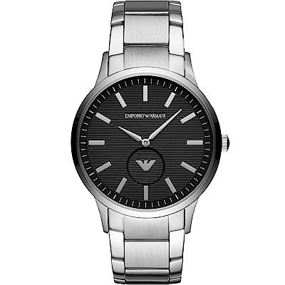 Emporio Armani義式品味時尚腕錶(AR11118)-43mm