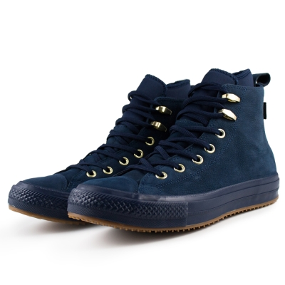CONVERSE-女休閒鞋558820C-藍