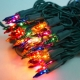 聖誕燈串-100燈彩色樹燈(鎢絲燈-浪漫四彩色)(可搭聖誕樹) product thumbnail 1