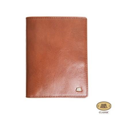 SOBDEALL 沙伯迪澳 - 植鞣牛皮護照夾