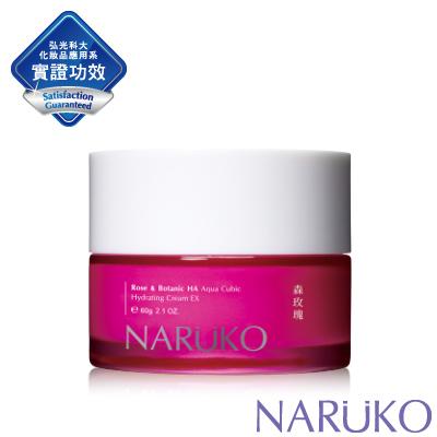NARUKO牛爾 森玫瑰水立方保濕水凝霜EX 60g