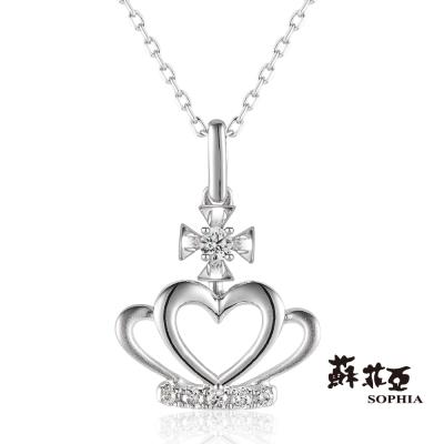 蘇菲亞SOPHIA 鑽鍊-安卡拉鑽石項鍊