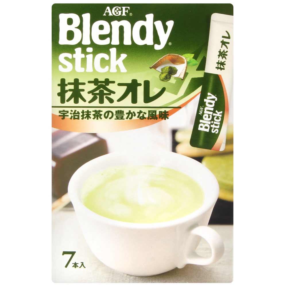 AGF BlendyStick-抹茶歐蕾(84g)