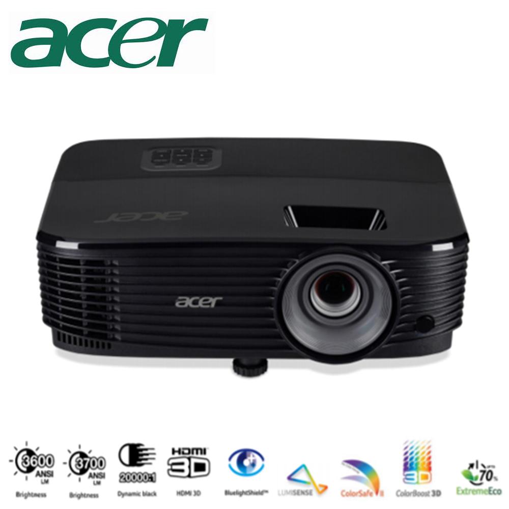 【acer 宏痋jAcer X1223H 商用SVGA投影機